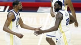 Die Clippers bekommen die Wut der Warriors zu spüren
