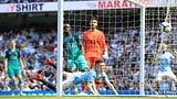ManCity gelingt Revanche gegen «Spurs» (Artikel enthält Video)