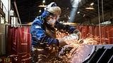 Rekordeinbruch im Schweizer Aussenhandel