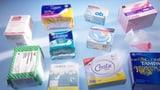 Video «Damenhygiene-Produkte im Test: Binde, Tampon oder Tasse?» abspielen