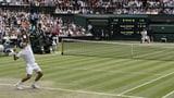 Bis zu 1,2 Millionen Personen verfolgten längsten Wimbledon-Final