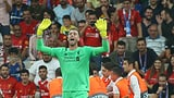 Fan grätscht Liverpool-Keeper Adrian ab (Artikel enthält Video)