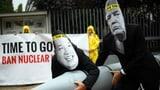 Atomwaffen als Lebensversicherung in einer Welt voller Misstrauen (Artikel enthält Video)