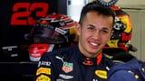 Albon auch weiterhin Red-Bull-Fahrer (Artikel enthält Video)