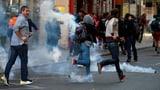 Dutzende Festnahmen bei «Gelbwesten»-Protest in Paris (Artikel enthält Video)