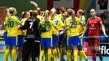 Starke Schweizerinnen müssen sich Schweden geschlagen geben (Artikel enthält Video)