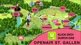 Klick dich durch das Openair St.Gallen