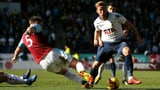 Tottenham strauchelt gegen Burnley