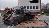 Gleich zwei schlimme Unfälle an der gleichen Stelle (Artikel enthält Audio)
