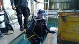 Video ««Einstein» auf der Unterwasser-Baustelle» abspielen
