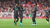 Liverpool glänzt nicht, siegt aber weiter