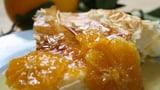 Galaktoboureko mit Orangensirup