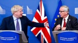 Wer beklatscht den Brexit-Deal? Und wer bekämpft ihn?  (Artikel enthält Video)