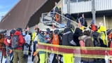 Grosser Andrang in Skigebieten – Verkehrslage entspannt sich (Artikel enthält Video)