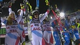 Schweiz holt WM-Gold im Team-Event (Artikel enthält Video)