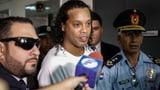 Ronaldinho länger im Gefängnis – Gerrard verzichtet auf Lohn (Artikel enthält Video)