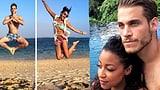 Fabienne Louves turtelt auf Bali (Artikel enthält Video)