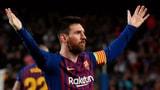 6. «Goldener Schuh» für Messi
