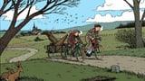 Vom Krieg gezeichnet: «Spirou» erlebt den Nationalsozialismus (Artikel enthält Audio)