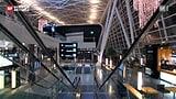 Freinacht am Flughafen  (Artikel enthält Video)