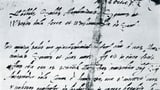 Ina brev rumantscha da Gieri Genatsch als da Sent, 7 october 1634 (Artitgel cuntegn audio)