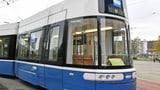 Das ist Zürichs neues Tram (Artikel enthält Audio)