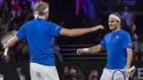 Federer gewinnt seinen ersten Match am Laver Cup