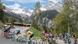 Tour de Romandie über WM-Strecke