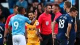 VAR rettet Tottenham gegen Man City das Remis