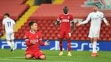 Liverpool rennt im Rückspiel gegen Real Madrid vergeblich an (Artikel enthält Video)
