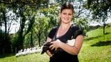 Bilder vom Dreh bei Christa Strub (Artikel enthält Video)