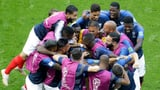 «Les Bleus» gudognan cunter l'Argentina