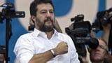 Salvini will neue Regierung ausbremsen (Artikel enthält Video)