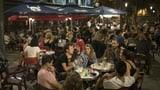 «Maximale Alarmstufe» in Marseille: Restaurants müssen schliessen (Artikel enthält Video)