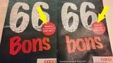 Video «Coop-Bons: Mehr Rabatt für Westschweizer» abspielen
