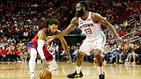 Rockets vor heimischem Publikum ausgebremst