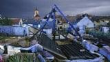 Mutmasslicher Tornado verwüstet Südosten Tschechiens (Artikel enthält Video)