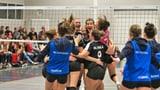 Volleyball: Baden gewinnt gegen Aarau und steigt in die NLB auf (Artikel enthält Audio)