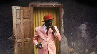 «Erst in der Kneipe erlebt man, wie Afrika tickt»