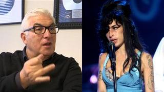 Der Vater von Amy Winehouse wettert gegen Film über seine Tochter