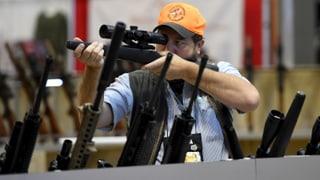 Die NRA in den USA: Wenn ein Schützenverein Politik macht