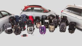 Kindersitze im Test: Einzelne Modelle mit gravierenden Schwächen (Artikel enthält Audio)