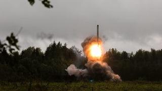 Was das Aus des INF-Abrüstungsvertrags bedeutet