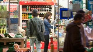 Kampfansage der Unia gegen das liberalisierte Ladenöffnungsgesetz
