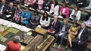 Labour erklärt Gespräche mit May für gescheitert