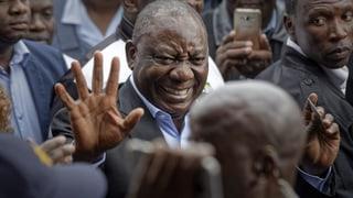 ANC-Sieg trotz Stimmeinbussen