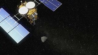 Asteroiden-Mission: Raumsonde «Hayabusa 2» erfolgreich gestartet