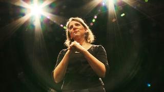 Mit vollem Körpereinsatz: Wie Gehörlose Musik erleben können