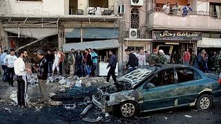 Syrien: Hoffnung für die Menschen in Homs