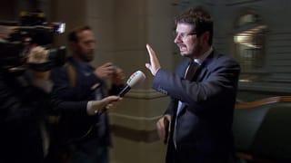 Yannick Buttet tritt als Nationalrat zurück